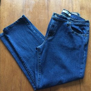 Levi's 550 Relaxed Fit Tapered Jeans